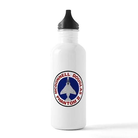 F-4 Phantom Stainless Water Bottle 1.0L