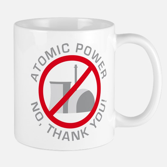 Unique Tschernobyl Mug