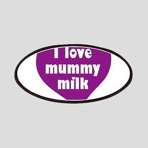 I love mummy milk Patches