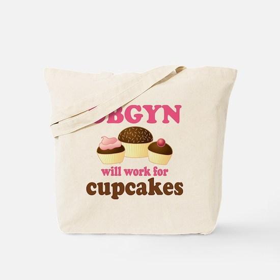 Funny Obgyn Tote Bag