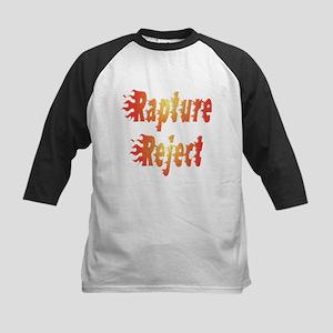 Rapture Reject Kids Baseball Jersey