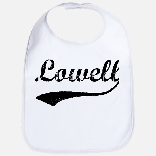 Vintage Lowell Bib