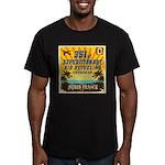351st EARS Men's Fitted T-Shirt (dark)