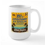 351st EARS Large Mug