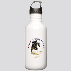 Get over It!!! Stainless Water Bottle 1.0L