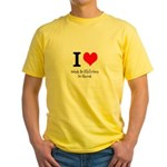 Serenity T-Shirt (yellow)
