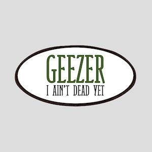 Geezer Patches