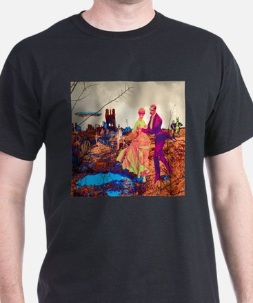 We Shall Dance Amongst the Ru T-Shirt