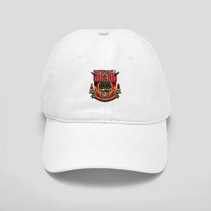 US Army National Guard Skull Cap