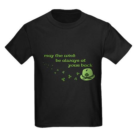 Celtic Blessing Kids Dark T-Shirt