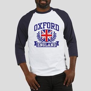 Oxford England Baseball Jersey