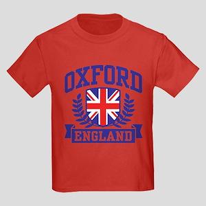 Oxford England Kids Dark T-Shirt