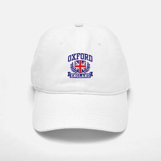 Oxford England Baseball Baseball Cap