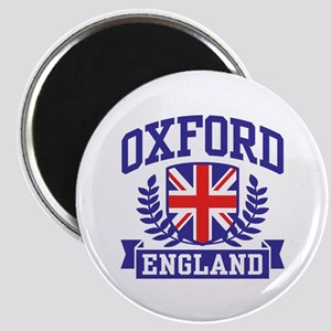 Oxford England Magnet