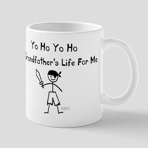 A Grandfather's Life For Me Mug