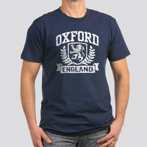 Oxford England Men's Fitted T-Shirt (dark)