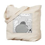 Peace Talks (no text) Tote Bag