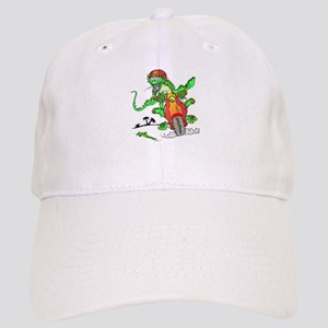 Biker Lizard Cap