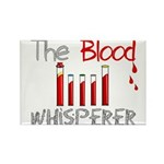 The Whisperer Occupations Rectangle Magnet (100 pa