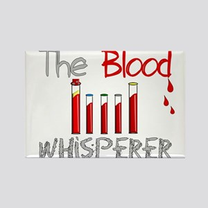 The Whisperer Occupations Rectangle Magnet