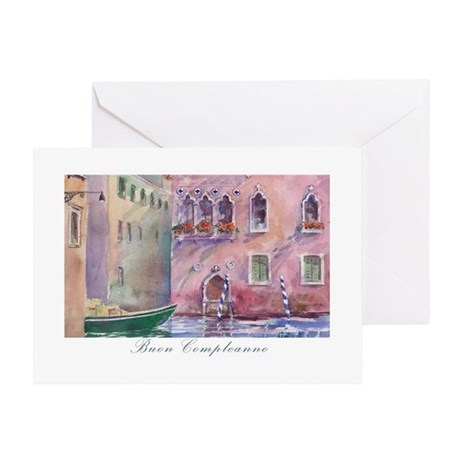 Venice Greeting Cards CafePress