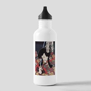 Matsunami Kengyo as Akushichi Stainless Water Bott
