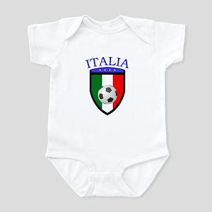Italian Soccer Infant Bodysuit