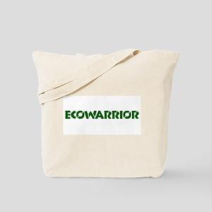 """""""Ecowarrior"""" Tote Bag"""
