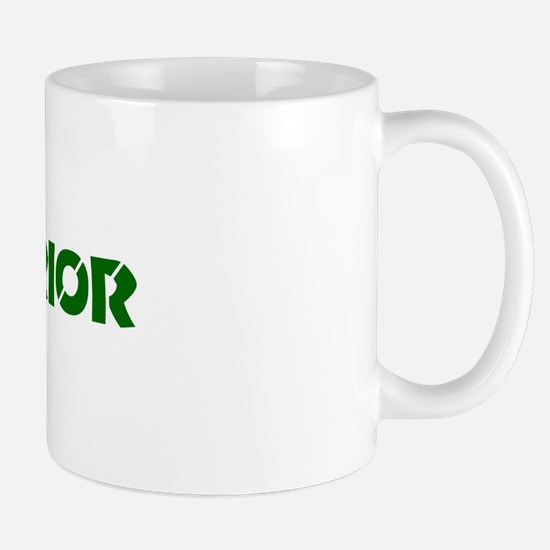 """""""Ecowarrior"""" Mug"""