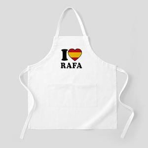 I Love Rafa Nadal Apron