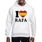 I Love Rafa Nadal Hooded Sweatshirt