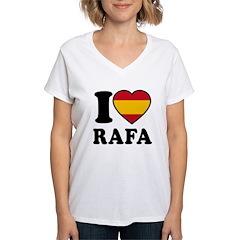 I Love Rafa Nadal Shirt