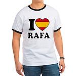 I Love Rafa Nadal Ringer T