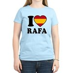 I Love Rafa Nadal Women's Light T-Shirt