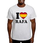 I Love Rafa Nadal Light T-Shirt