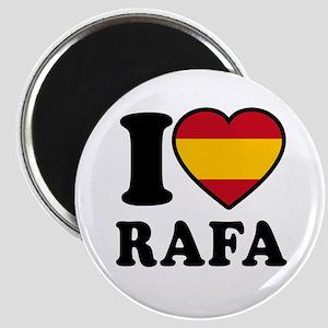 I Love Rafa Nadal Magnet
