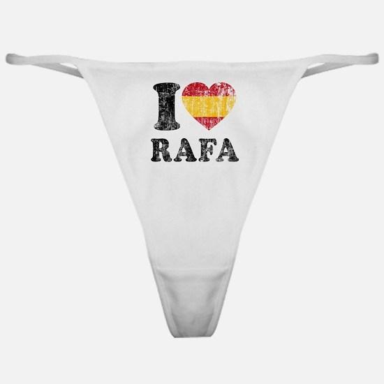 Rafa Love Classic Thong