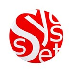 "Syosset 3.5"" Button (100 pack)"