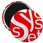 "Syosset 2.25"" Magnet (100 pack)"