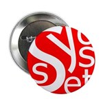 "Syosset 2.25"" Button (100 pack)"
