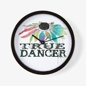 True Dancer Wall Clock