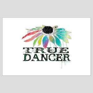 True Dancer Large Poster