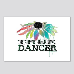 True Dancer Postcards (Package of 8)