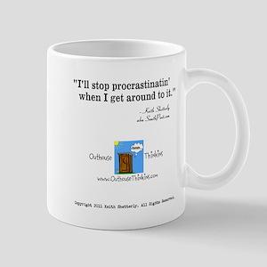 Another Outhouse Thinkins Mug