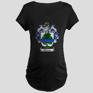 Clan Watson (Scottland) Maternity Dark T-Shirt