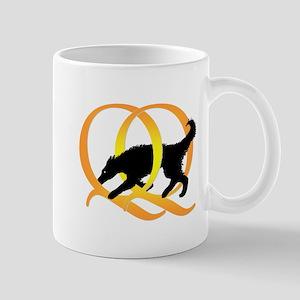 QQ Agility Dog Mug