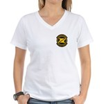 T-Shirt Women's V-Neck T-Shirt