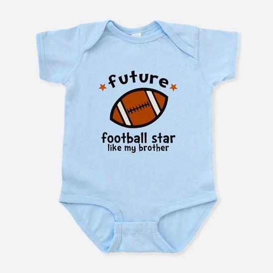 Football Brother Infant Bodysuit