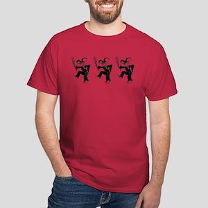 Krampus Trio Dark T-Shirt