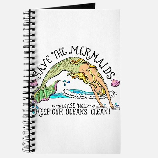 Save the Mermaids Journal